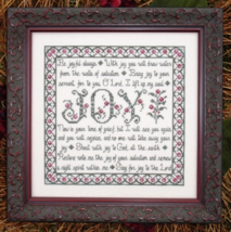 Building Block Joy MBT106 cross stitch chart My Big Toe Designs - $8.00