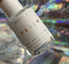 New & Improved! PRISM MORE AHA Glow Potion By Herbivore 10mL New! image 2