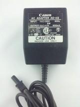 Canon ad-4II Ac 4.5V 600mA. Ad 4 Ii Ad 4 Ii 4.5VDC 600mA 120VAC - $12.60