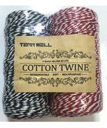 Tenn Well Black and White Perfect For Baking soft New - $12.19