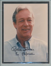 Russell Johnson (The Professor) signed photo. Double matted. Gilligan's ... - $28.95