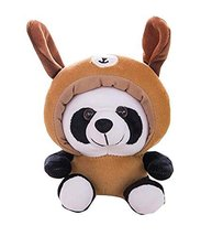 Panda Rabbit Soft Cotton Kids Plush Toy Wonderful Gift - $12.96