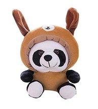 Panda Rabbit Soft Cotton Kids Plush Toy Wonderful Gift - $12.96