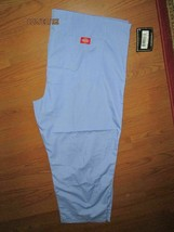 # DICKIES Scrub UNIFORM Pants Size XL BLUE NWT - $12.86