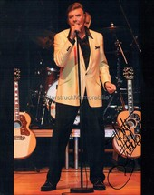 MARTY WILDE AUTOGRAPH *ROCK AND ROLL SINGER* HAND SIGNED 10X8 PICTURE - $13.32