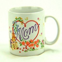 Avon Coffee Cup -Mom, my whole world blossoms when I think of you! - $19.29