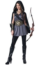 InCharacter Huntress Adult Costume - Small Grey - $57.39