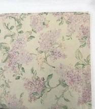 Ralph Lauren Cottage Lilacs Floral Full/Double Flat Sheet – RARE - $90.00