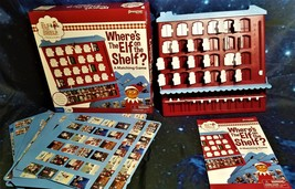 Elf on the Shelf Matching Game - $14.00