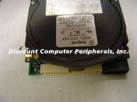 "Seagate - ST3144A 130MB 3.5"" IDE Drive Tested Good Free USA Ship Our Drives Work"