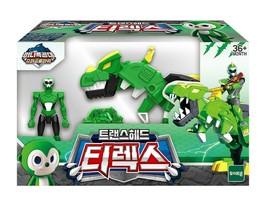 Miniforce Trans Head T-Rex Super Dinosaur Power Action FIgure Toy image 1