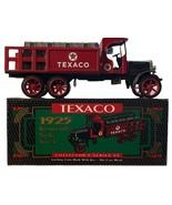 ERTL #9385 - 1925 Kenworth Stake Truck Bank Limited Edition TEXACO #9 i... - $19.79