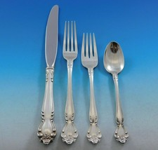 Secret Garden by Gorham Sterling Silver Flatware Set For 8 Service 34 Pieces - $1,650.00