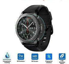 Tempered Glass Watch Film 2Pcs 9H 2.5D For Samsung Gear S3 S2 Classic Pr... - $6.57