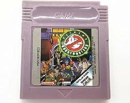 Extreme Ghostbusters GBC GameBoy Color Cartridge Card US Version - $11.69