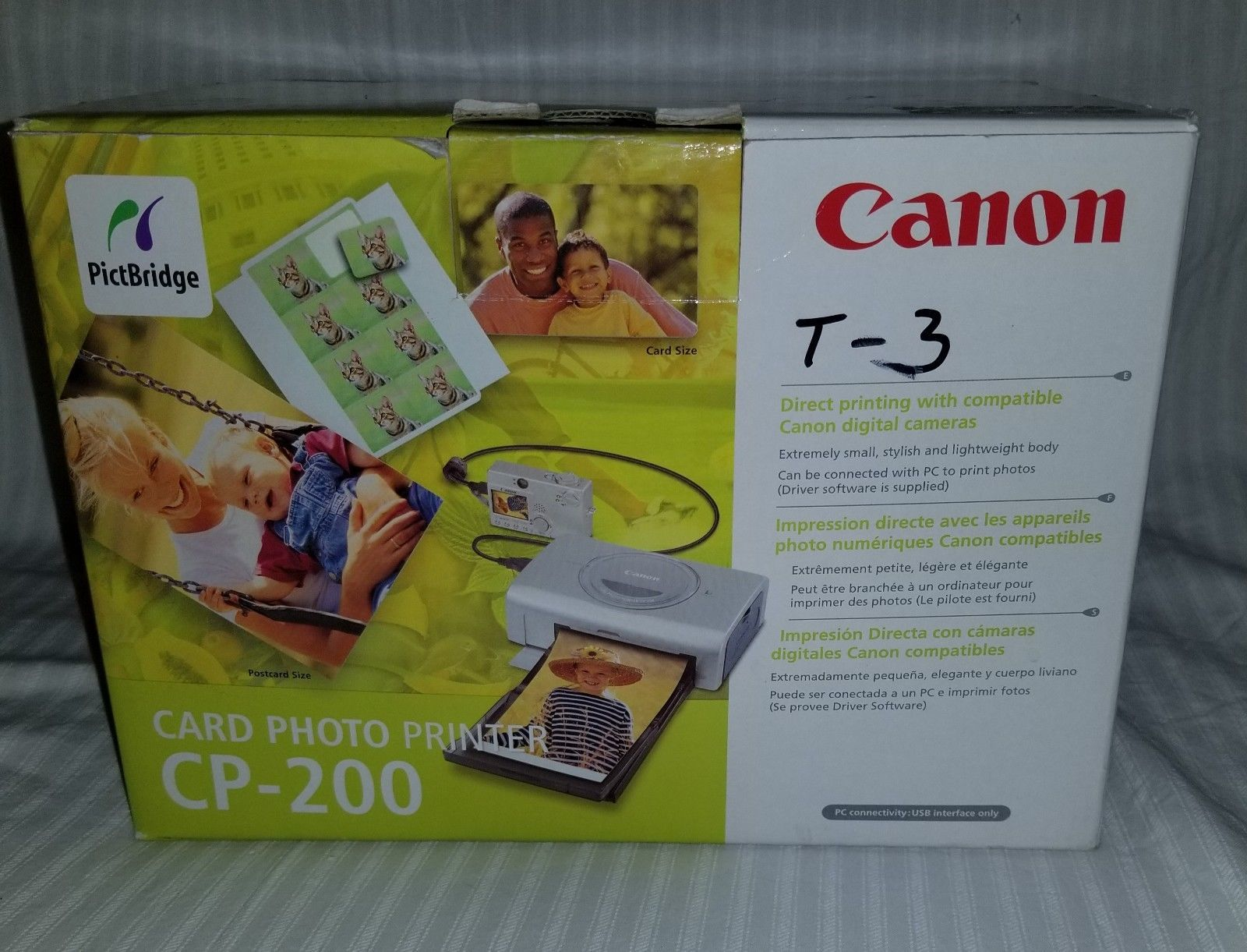 Canon CP-200 Workgroup Thermal Printer