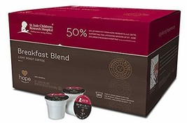 Hope Products Coffee, BREAKFAST BLEND, 80 Count-Single Serve Cups, K-Cup... - $42.34