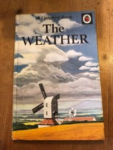 "1975-78 ""THE LADYBIRD BOOK OF THE WEATHER"" (SERIES 536 - 24p NET) - $2.61"
