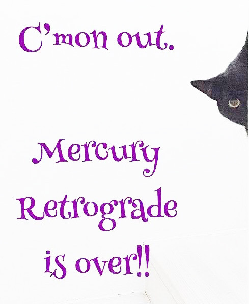 THROUGH SUNDAY! FREE PROTECTION CRYSTAL W $49 OR MORE END OF MERCURY RETROGRADE  - Freebie