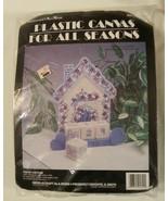 PERPETUAL CALENDAR Plastic Canvas For All Seasons Needlecraft Ala Mode K... - $18.47