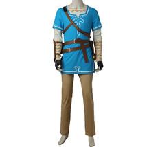 Legend of Zelda Link Cosplay Costume Halloween Carnival Costumes For Men - $128.00