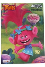 Dreamworks Trolls Coloring Book Hug Me 96 Pages w - $5.29