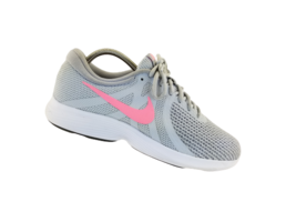 NIKE Athletic Shoes Women's Revolution 4 Running Training Gray  sz 9.5w - $22.60