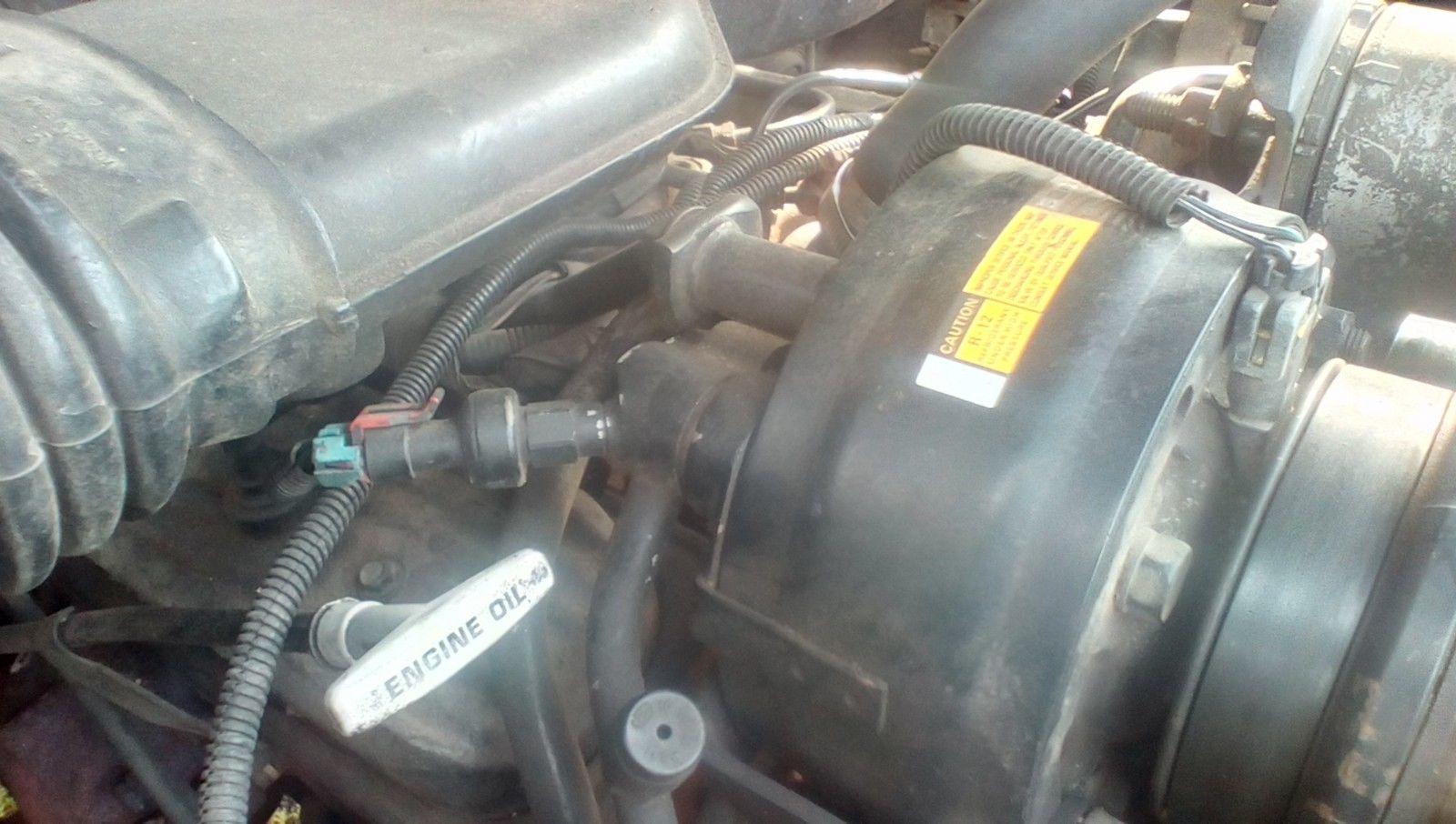 88/98 Chevy Silverado Truck A/C Compressor and 36 similar items