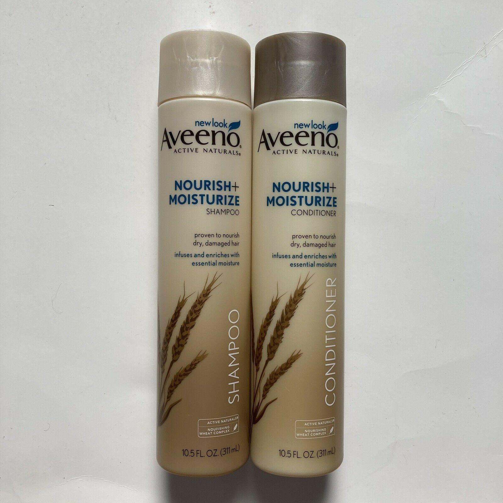 Aveeno Active Naturals Nourish + Moisturize Shampoo & Conditioner Set - $42.74