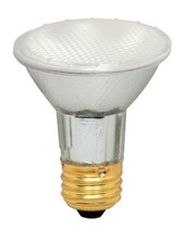 (Case of 15) Satco S4208 39 Watt (50 Watt) 500 Lumens PAR20 Halogen Food 42 - $144.84