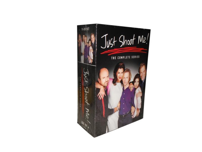 Just Shoot Me! the Complete Series Seasons 1-7 DVD Box Set 19 Disc Free Shipping
