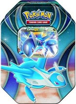 Pokemon Latios EX Power Beyond Fall Collector Tin 2015 Sealed - $15.93