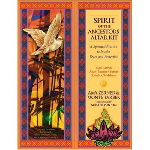 Primary image for Spirit of the Ancestors Altar Kit by Amy Zerner & Monte Farb - NEW