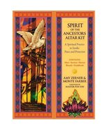 Spirit of the Ancestors Altar Kit by Amy Zerner & Monte Farb - NEW - $9.99