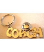 3D Pewter Softball Coach Keychain Keyring Key Chain - 2pc/pack - $11.99