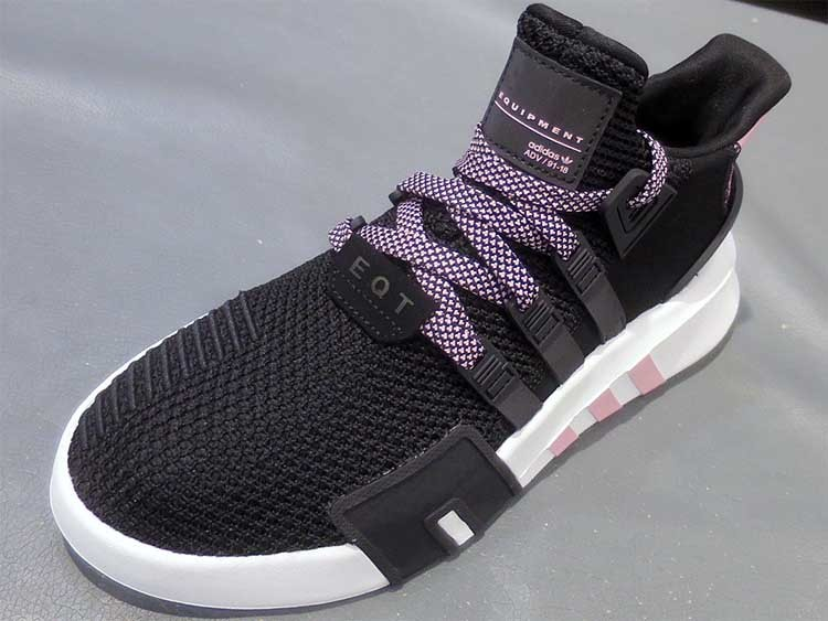 Primary image for Adidas Originals EQT BASK AVD W Black/Pink/White G54480