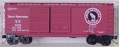 Micro Trains 23060 Great Northern 40' Boxcar 3270