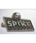 3D Pewter Volleyball Spike Keychain Keyring Key Chain - 2pc/pack - $11.99