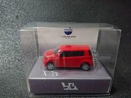 Toyota B B Led Light Keychain Light Red Pull Back Mini Car Japan - $24.95