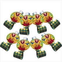 Winnie the Pooh Balloon 1st Birthday Blowouts / Favors (8ct) - $6.99