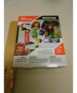 New Monster High Mega Construx miniature doll Clawdeen Wolf 23 pcs build... - $9.40
