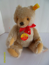 Steiff bear Teddy bear mohair all IDs made in Germany 2706ING - $74.94