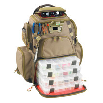 Wild River NOMAD Lighted Tackle Backpack w/4 PT3600 Trays [WT3604] - $225.86