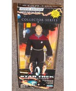 1994 Star Trek Generations Captain Jean Luc Picard 9 inch Figure New In ... - $29.99
