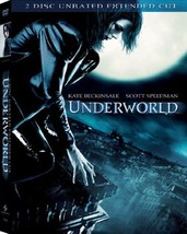 Underworld (Unrated Extended Cut) DVD