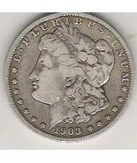 Nice Semi Key Date 1903P Dollar