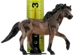 Hagen Renaker Miniature Horse Mustang Stallion Ceramic Figurine Boxed image 2