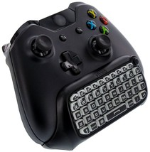Type Pad Xbox One Full QWERTY Keyboard For Easy Text Input Chat With Fri... - $23.38