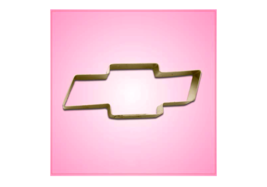 Chevy Emblem Cookie Cutter-One Piece Only - $9.85