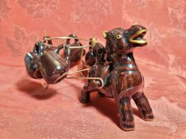 Artmark Originals Japan Horse and Cart Bar Set With Shot Mugs image 4